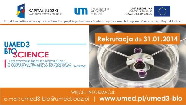 UMED3-Biosecience